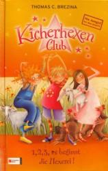 Kicherhexenclub – 1,2,3, es beginnt die Hexerei