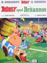 Asterix apud Britannos