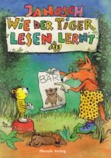 Wie der Tiger lesenlernt