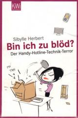 Sybille Herbert - Bin ich zu blöd