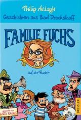 Familie Fuchs auf der Flucht