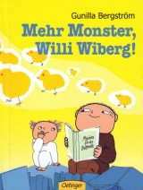 Mehr Monster, Willi Wiberg!