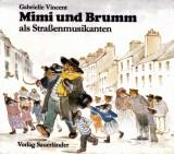 Mimi und Brumm als Straßenmusikanten