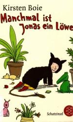 Manchmal ist Jonas einLöwe
