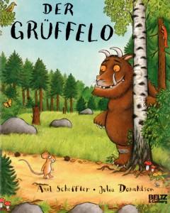 Axel Scheffler - Der Grüffelo