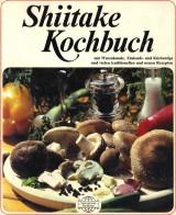 Shiitake Kochbuch