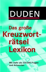 DUDEN – Das große Kreuzworträtsel Lexikon