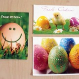 Die Osterpostkarten-Blogparade