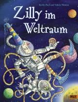 Zilly im Weltraum