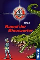 4 durch die Zeit (1) – Kampf der Dinosaurier