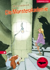 Monsteragentin Nelly Rapp (1) – Die Monsterakademie