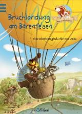 Hase und Holunderbär (5) – Bruchlandung am Bärenfelsen