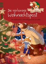 Hase und Holunderbär (1) – Die verlorene Weihnachtspost
