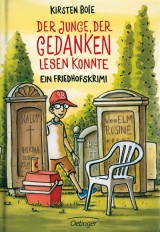 Kirsten Boie - Der Junge, der Gedanken lesen konnte