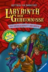 Labyrinth der Geheimnisse (2) – Das Gruselkabinett der Gräfin