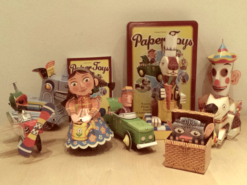 Alle Paper Toys
