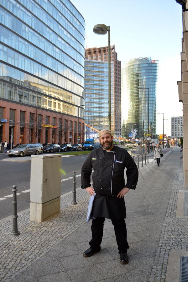 Jérôme Eckmeier in Berlin