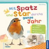 """Gewinnspiel zu """"Mit Spatz und Star durchs ganzeJahr"""""""