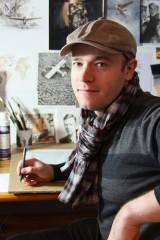 Porträtaufnahme Torben Kuhlmann