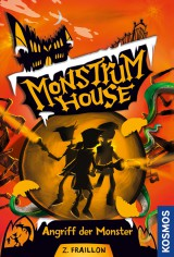 Zana Fraillon - Monstrum House (2) - Angriff der Monster