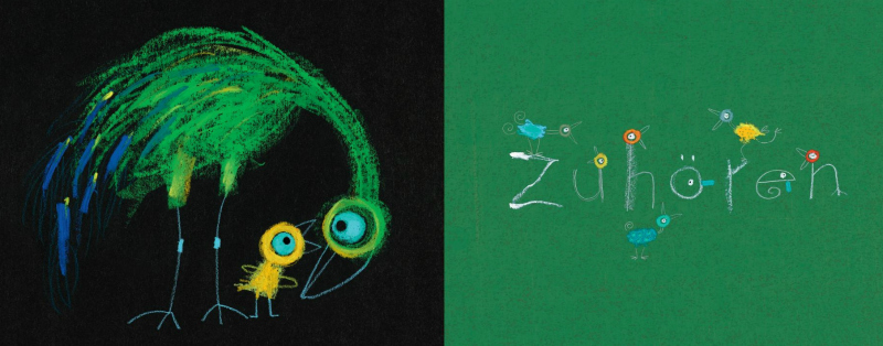 Illustration aus Mies van Hout - Überraschung!
