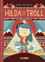 Luke Pearson - Hilda und der Troll