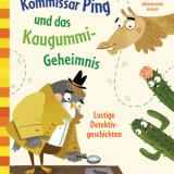 """Sommer-Gewinnspiel zum Arena-Erstleser """"Kommissar Ping und das Kaugummi-Geheimnis"""""""
