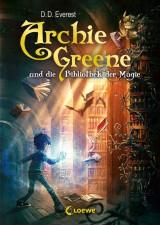 Archie Greene und die Bibliothek derMagie